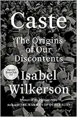 Caste - by Isabel Wilkerson 2020 Hardcover