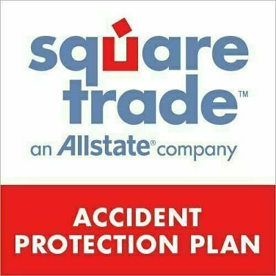 Squaretrade 2-year consumer electronics accidental protection plan 100-999-99