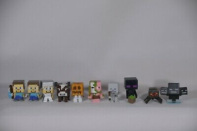Minecraft mini figures NEW Cute Mix of Series 1 - 2