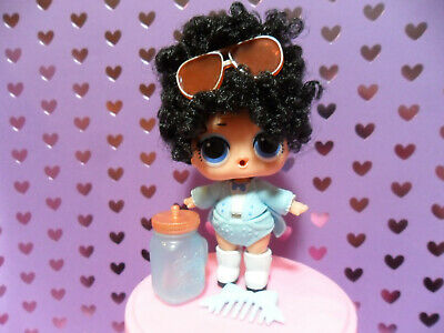1 NEW LOL SURPRISE DOLL HAIR GOALS DOLL MISS JIVE  WITH DOLLACCESSORIESCAN