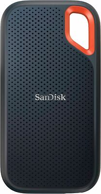 SanDisk - Extreme Portable 1TB External USB-C NVMe Portable Solid State Drive