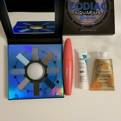 4pc Makeup Beauty Bundle Lot BH Cosmetics Eyeshadow palette Sephora Hand-
