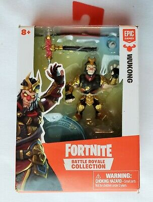 Fortnite Battle Royale Epic Games Collection Wukong 2 Figure New In Box