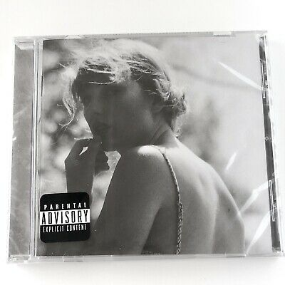 Taylor Swift - Folklore CD 3 Meet Me Behind The Mall Deluxe Edition