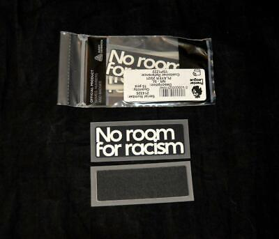 Official No Room For Racism Premier League Football BadgePatch Player Size