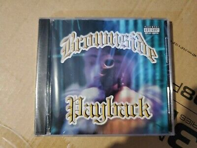 Brownside - Payback Chicano Rap Rare