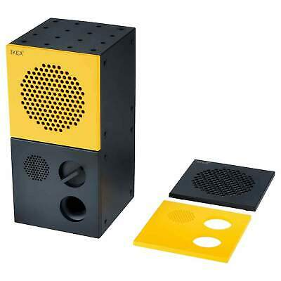 Teenage Engineering X IKEA FREKVENS Bluetooth speaker in YELLOW