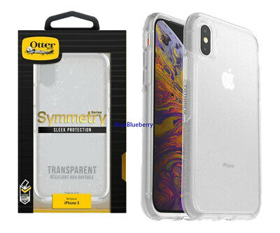 New Authentic Otterbox Symmetry Series Case For iPhone X - XS In Retail Packing