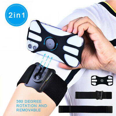 Armband Phone Case Sports Running Arm Band Holder For iPhone 11 Pro