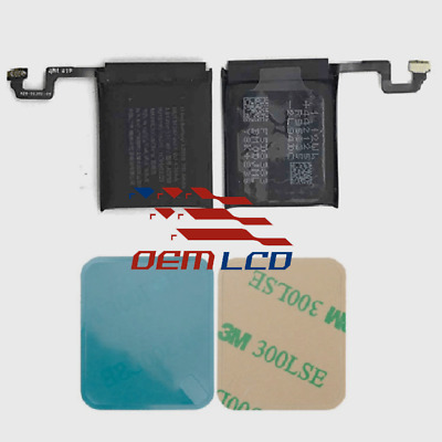 Replacement Battery For Apple Watch Series 1 38mm 42mm 7000 A1578 A1579 w Tape