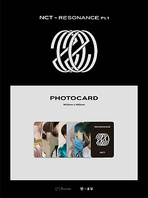 [Pre-Order] NCT 2020 Resonance YZY Yizhiyu Withfans Fansign Benefit PC