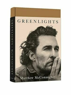 Greenlights by Matthew McConaughey Hardcover-2020