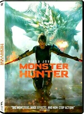 Monster Hunter DVD2020 NEWSHIPS FAST
