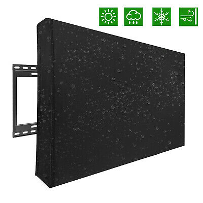 Outdoor TV Cover Fit Waterproof Weatherproof Television Protector 30-65 LCD LED