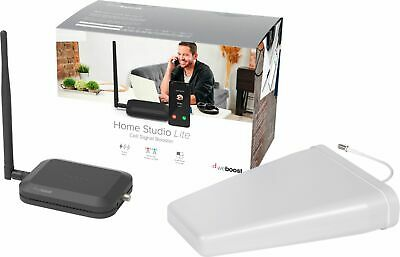 weBoost - Home Studio Lite Cell Signal Booster - Black