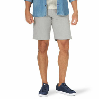 Lee Mens Extreme Comfort Flat Front Shorts