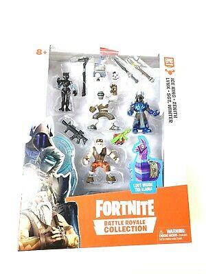 🔥 Fortnite Battle Royale Collection Mini Figures Epic Games NEW