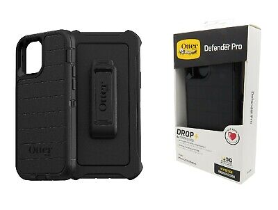 OtterBox Defender Pro Series Case w Holster for iPhone 12 - iPhone 12 Pro 6-1