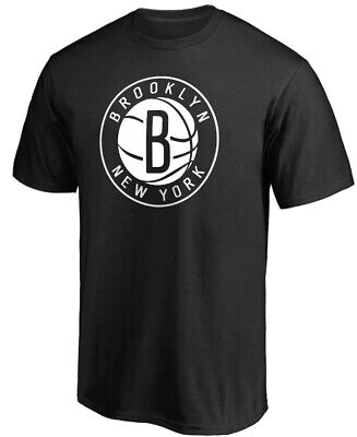 NBA Brooklyn Nets Cotton T-Shirt S-5X Priority Available