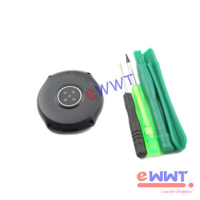 Black Rear Housing Battery Cover-Tool for Samsung Galaxy Watch 46mm R800 JTHS771