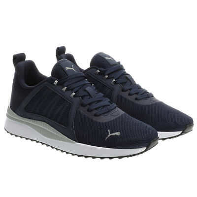 Puma Mens Pacer Net Cage Shoes - BLACK Available Sizes 8-5-13