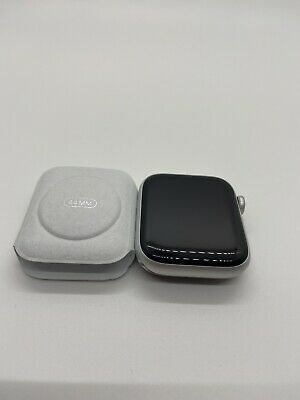 Apple Watch Series 6 GPS 44mm Silver Color- Open Box- Watch Only