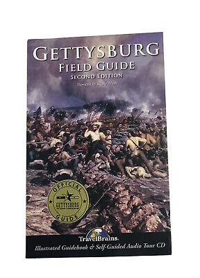 Gettysburg Field Guide Narrated by Wayne Motts WTwo CDs Driving Tour Not Used