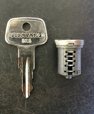Yakima SKS Lock Cores -OR Replacement Keys OEM A131 A132 A133 A134 A135 Control
