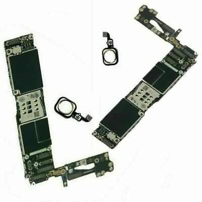 For iPhone 6 6S6 Plus 64GB16GB with Touch ID Motherboard Main Board Unlocked