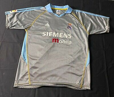 Spain Real Madrid Soccer Jersey XL