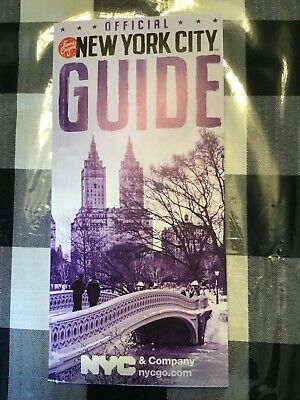 Official New York City Guide winter 2020 travel guide