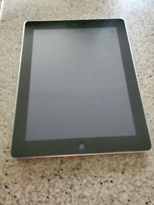 Apple iPad A1458 4th Gen For Parts Only Does Not Power Up
