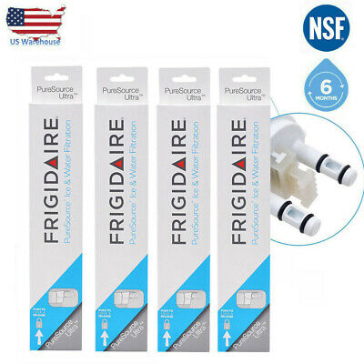 4Pack New ULTRAWF Water Filter Fits frigidaire Pure-Source Ultra Kenmore 46-9999