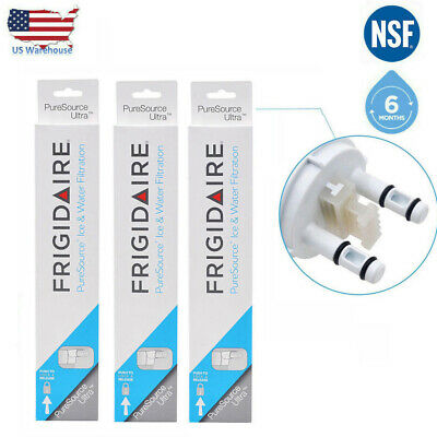 3Pack New ULTRAWF Water Filter Fits frigidaire Pure-Source Ultra Kenmore 46-9999
