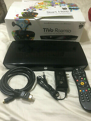 TiVo Roamio wLifetime All-In and 3TB drive upgrade TCD846500 cable or OTA