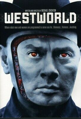 Westworld DVD Disc Only No Tracking Yul Brenner