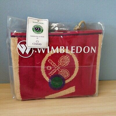 The Championships Wimbledon 2004 Towel - New in Bag