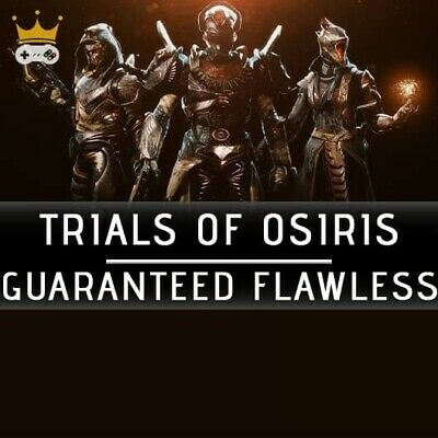 Trials Of Osiris Flawless Passage XBOXPS4
