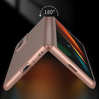 Tempered Film Phone Case Protective Cover for Samsung Galaxy Z Fold 2 Phone
