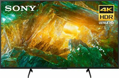 Sony - 49 Class X800H Series LED 4K UHD Smart Android TV