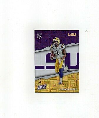2021 Panini Fathers Fathers Day 310 JAMARR CHASE BENGALS RC