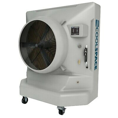Warehouse Evaporative Cooler - Coolspace Avalanche 9500CFM Portacool 2yrs old