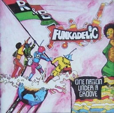 Funkadelic  One Nation Under  a Groove CD