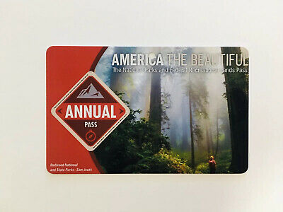 America the Beautiful - Annual National Parks Pass