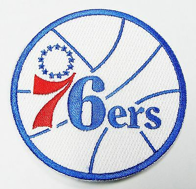 LOT 0F 1 NBA PHILADELPHIA 76ers BASKETBALL PATCH PATCHES ITEM  124