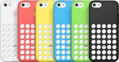 Apple iPhone 5C Silicone Soft Rubber Polka Dots TPU Case Cover - Free Stylus