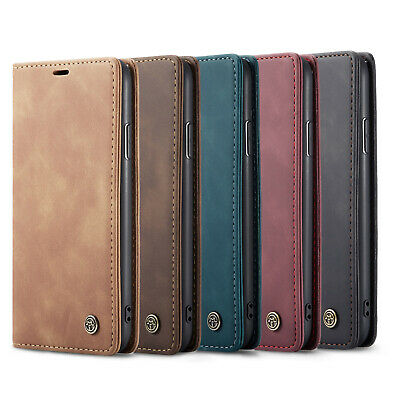 Luxury Suede Leather Wallet Case Flip Cover For iPhone 11 X 6 7 8 Plus XR XS Max
