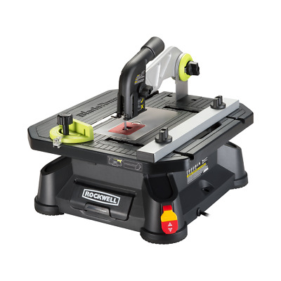 Rockwell RK7323 BladeRunner X2 Portable Tabletop Saw with Blades - Accessories