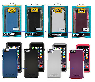 New OtterBox Symmetry Series Case For iPhone 6 - iPhone 6s Retail Package