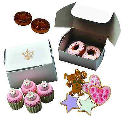18  Inch Doll Pastry Shop Accessories DoughnutsCupcakes For American Girl